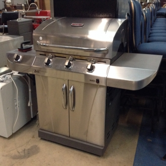 stainless outdoor grill orlando auction
