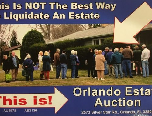 Difference Between Estate Sale and Auction