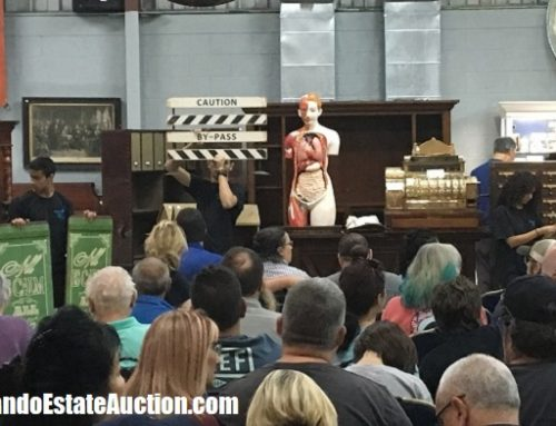 Company Liquidation Auction Offers High Quality Items for a Low Price