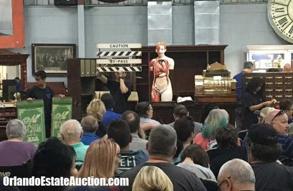 orlando florida company liquidation auction