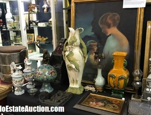 Get Cash Now: Sell Antique Paintings