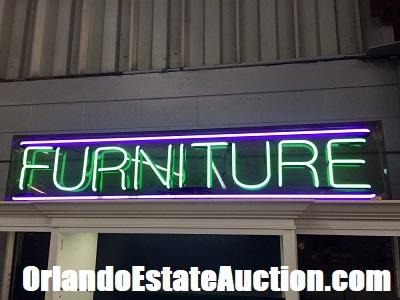 estate auction williamsburg estate sale orlando florida sign and antique cabinet for sale