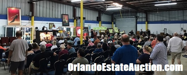 estate sale auction orlando Florida