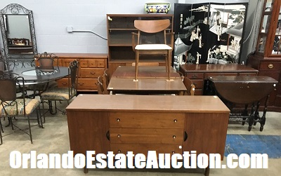 estate liquidation orlando fl casselberry fl mid century furniture