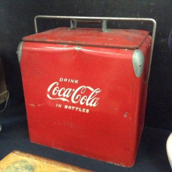coca cola auction