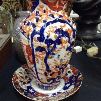 Imari antique porcelain orlando