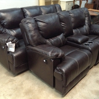 New Leather Furniture Liquidation