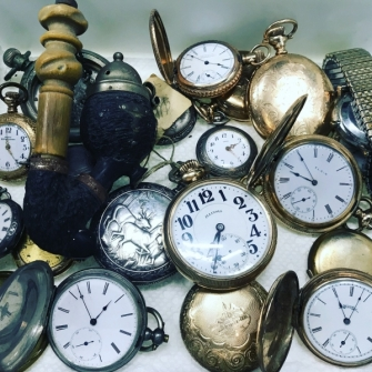 We sell Clocks & Watches