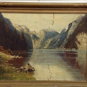 Sell oil paintings