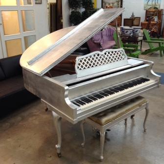 Grand piano - Lake Mary Estate Sale