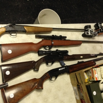 relic and Estate firearms for sell Orlando