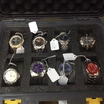 Invicta watches Winter Garden, FL Business Liquidation