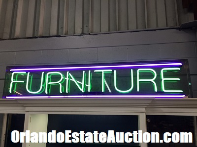 estate auction williamsburg estate sale orlando florida sign and antique cabinet for sale