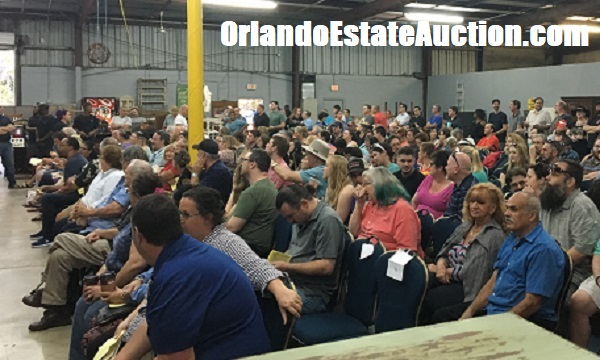 estate jewelry auction in orlando florida