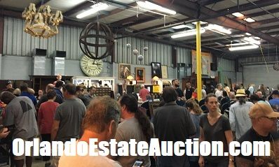 Orlando auction company