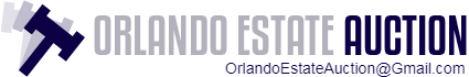 Orlando Estate Auction Logo